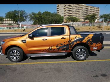 Pre-owned Ford Ranger Wildtrack for sale in