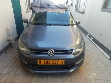Pre-owned Volkswagen Polo 6 Tdi for sale in