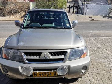 Pre-owned Mitsubishi Pajero DID for sale in