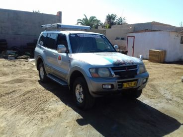 Pre-owned Mitsubishi Pajero 3.5 v6 5door 4x4 for sale in
