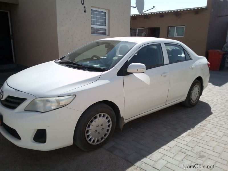 Pre-owned Toyota Corolla 1.6 for sale in