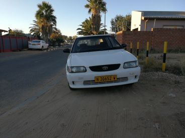 Pre-owned Toyota TAZZ for sale in