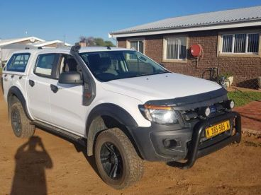 Pre-owned Ford Ranger xl plus for sale in