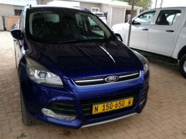 Pre-owned Ford Kuga Titanium for sale in