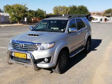 Pre-owned Toyota Fortuner 3.0 D4D Limited Edition 4x4 for sale in