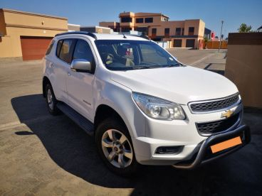 Pre-owned Chevrolet Trailblazer 2.8 Duramax for sale in