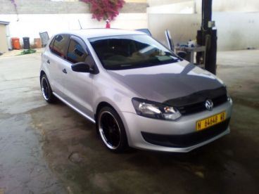 Pre-owned Volkswagen Polo Trendline 1.4 for sale in