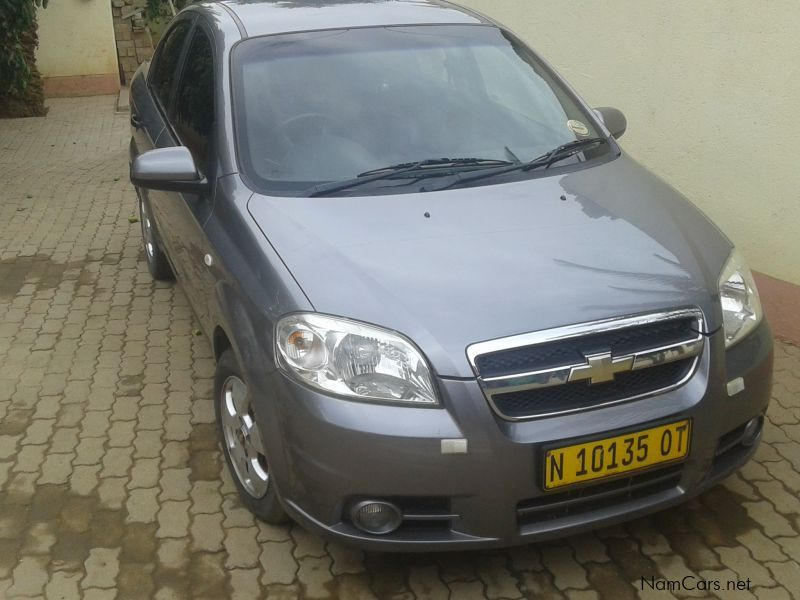 Pre-owned Chevrolet Aveo 1.6 LT for sale in