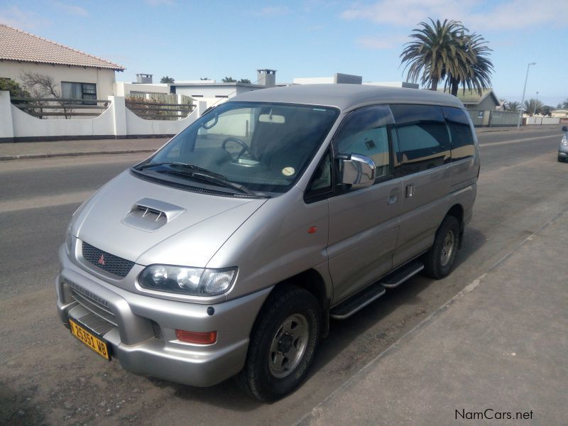 Pre-owned Mitsubishi Delica Spacegear for sale in