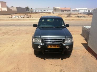 Pre-owned Ford Ranger 2.5 TD for sale in