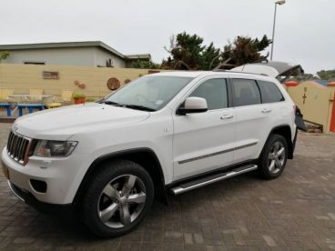 Pre-owned Jeep CRD 3.0L for sale in