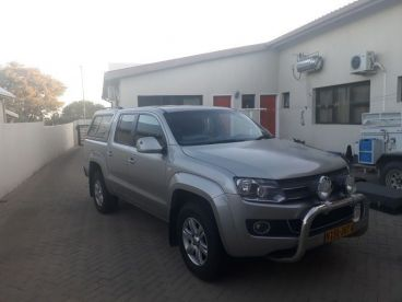 Pre-owned Volkswagen Amarok 2.0 Bi TDI Highline 132kw for sale in