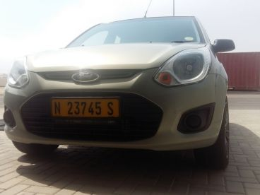 Pre-owned Ford Figo Ambiente 1.4 for sale in