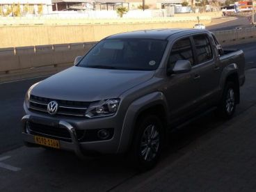 Pre-owned Volkswagen Amarok 2.0l bitdi Highline, 2x4 difflock for sale in