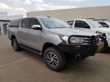 Pre-owned Toyota Hilux 2.8 GD6 4x4 for sale in