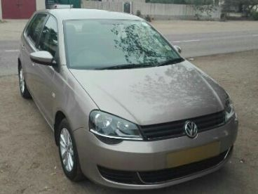 Pre-owned Volkswagen POLO VIVO GP 1.4i T/LINE for sale in
