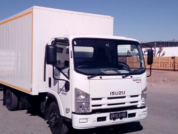 Pre-owned Isuzu NPR300 for sale in