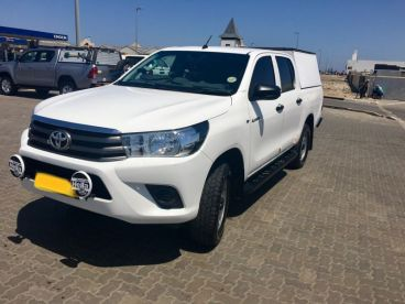 Pre-owned Toyota Hilux 2.4 GD-6 4x4 D/C for sale in