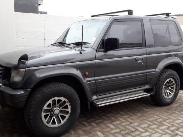 Pre-owned Mitsubishi Pajero 3l V6 for sale in