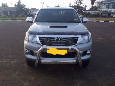 Pre-owned Toyota Hilux Legend 45 3.0 4x4 for sale in