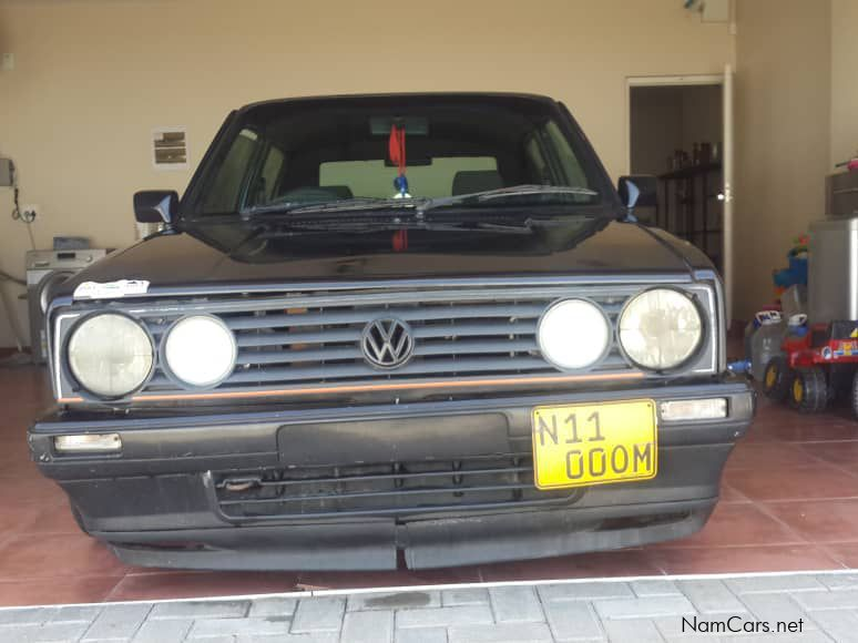 Pre-owned Volkswagen Citi Golf Mk1 1.4i for sale in