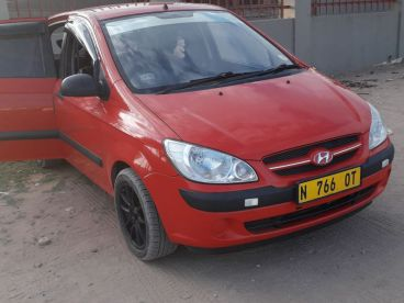 Pre-owned Hyundai Getz for sale in