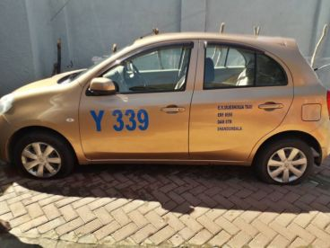 Pre-owned Nissan March K-13 for sale in