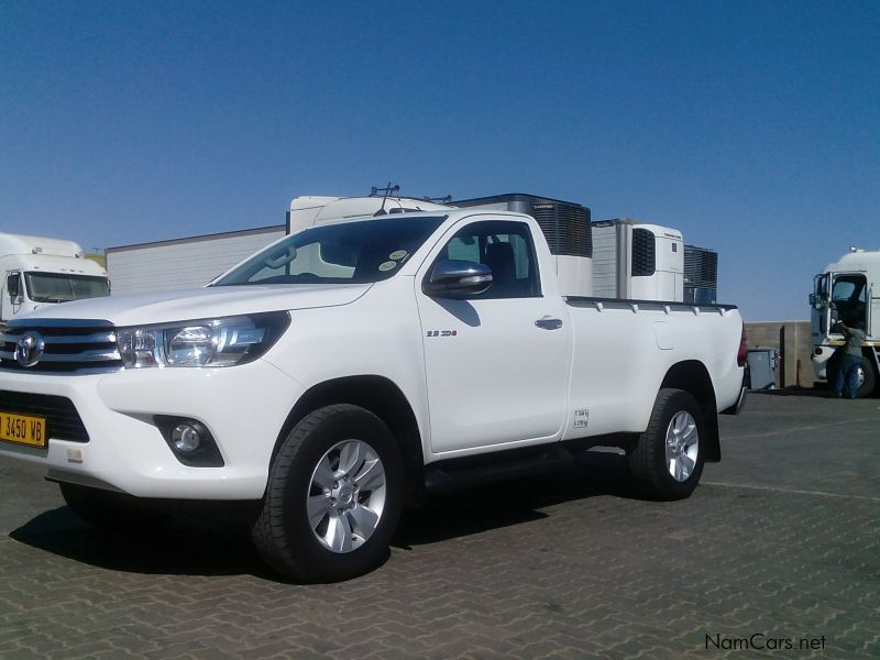 Pre-owned Toyota Hilux GD6 2.8 4x4 for sale in