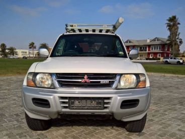 Pre-owned Mitsubishi Pajero 3.5 GDI for sale in
