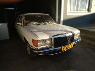 Pre-owned Mercedes-Benz W116 S-Class 280 for sale in