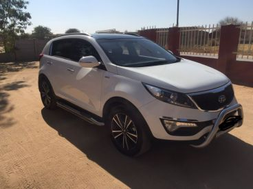 Pre-owned Kia Sportage AWD CRDI for sale in