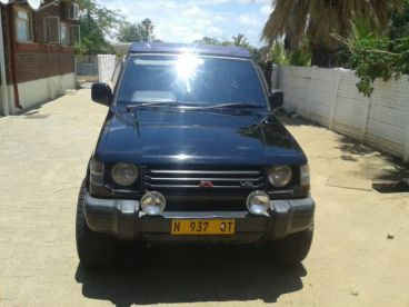 Pre-owned Mitsubishi Pajero Mini 3L 4x4 V6 for sale in