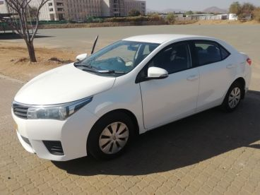 Pre-owned Toyota Corolla 1.4 for sale in