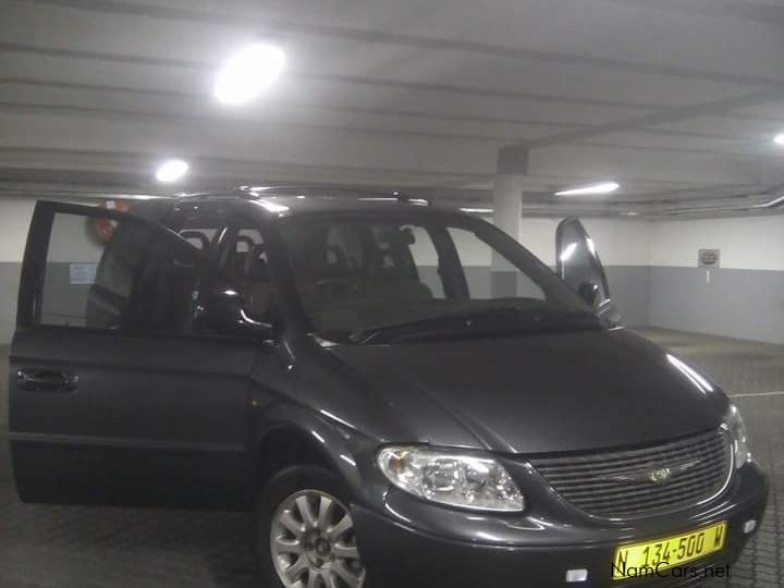 Pre-owned Chrysler Grand voyager 3,3 v6 for sale in
