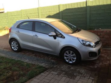Pre-owned Kia Rio 1.4 for sale in