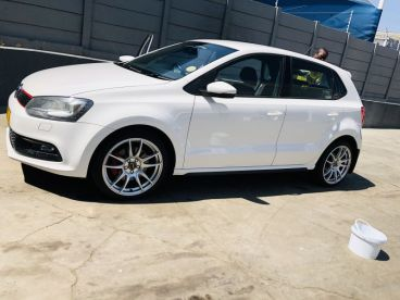 Pre-owned Volkswagen Polo GTI 1.4 TSI for sale in