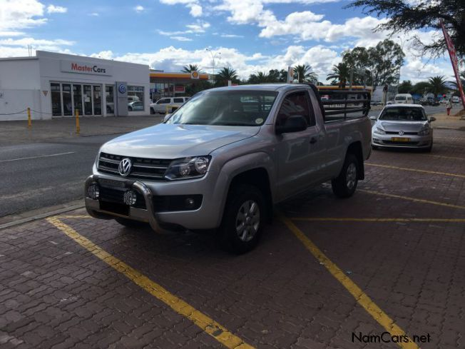 Pre-owned Volkswagen Amarok 2.0 TDI (4x4) 4motion for sale in