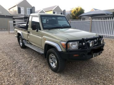 Pre-owned Toyota Land Cruiser 79 4.2D SC for sale in