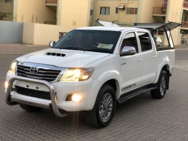 Pre-owned Toyota Hilux Legend 45 D4D for sale in
