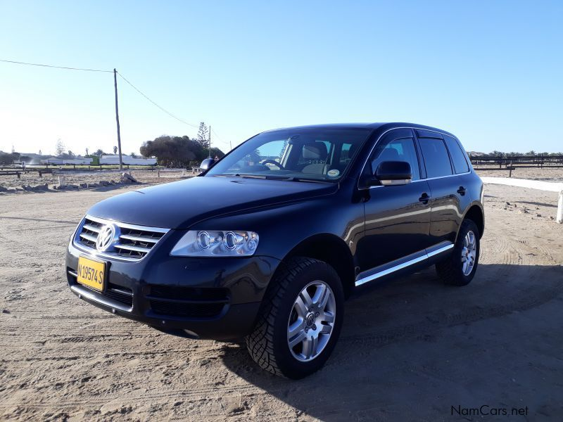 Pre-owned Volkswagen Touareg 3.2L V6 Petrol for sale in