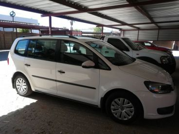 Pre-owned Volkswagen TOURAN  1.2TSI for sale in