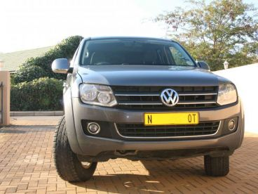 Pre-owned Volkswagen Amarok 4x4 Highline 132 kw for sale in
