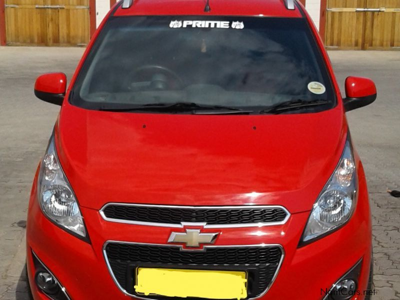 Pre-owned Chevrolet Spark LS for sale in