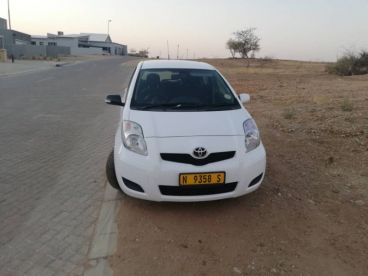 Pre-owned Toyota Yaris zen for sale in