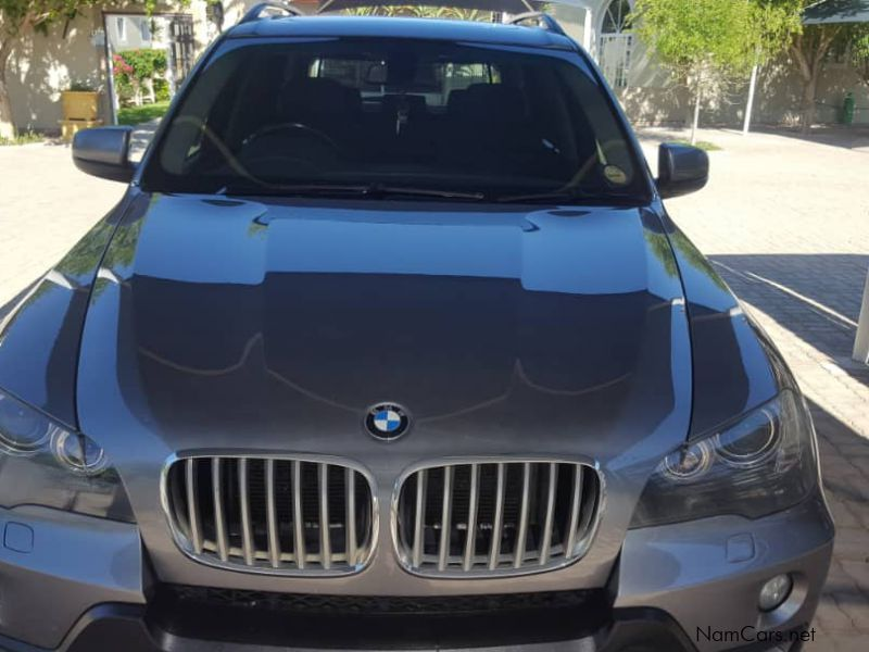 Pre-owned BMW X5 Xdrive 4.8 for sale in