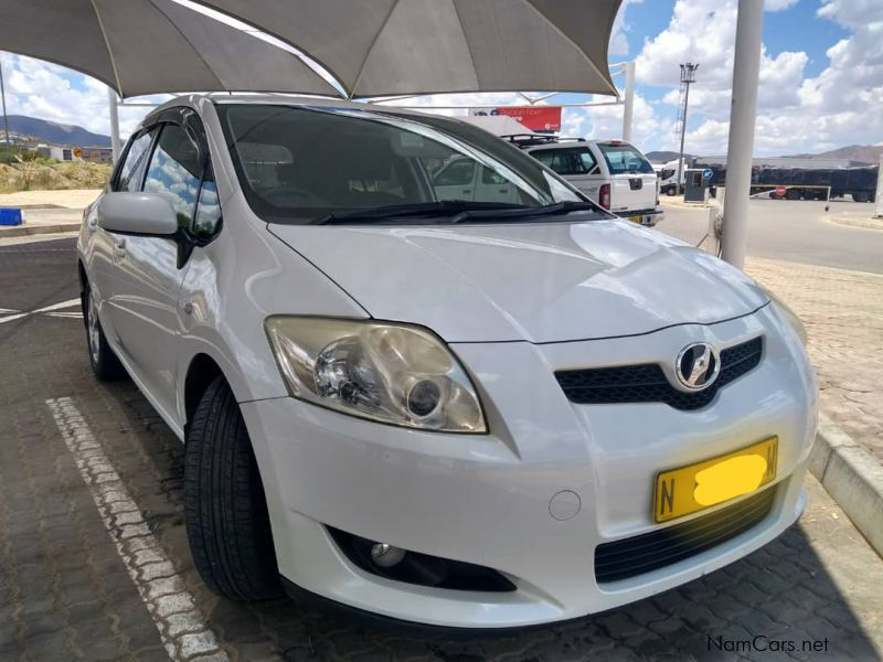 Pre-owned Toyota AURIS 2009 for sale in