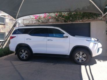 Pre-owned Toyota Fortuner 2.8 GD6 4x4 for sale in