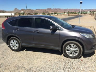 Pre-owned Honda CRV comfort for sale in