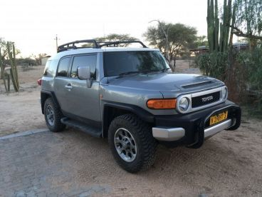Pre-owned Toyota FJ Cruiser 4.0 v6 for sale in