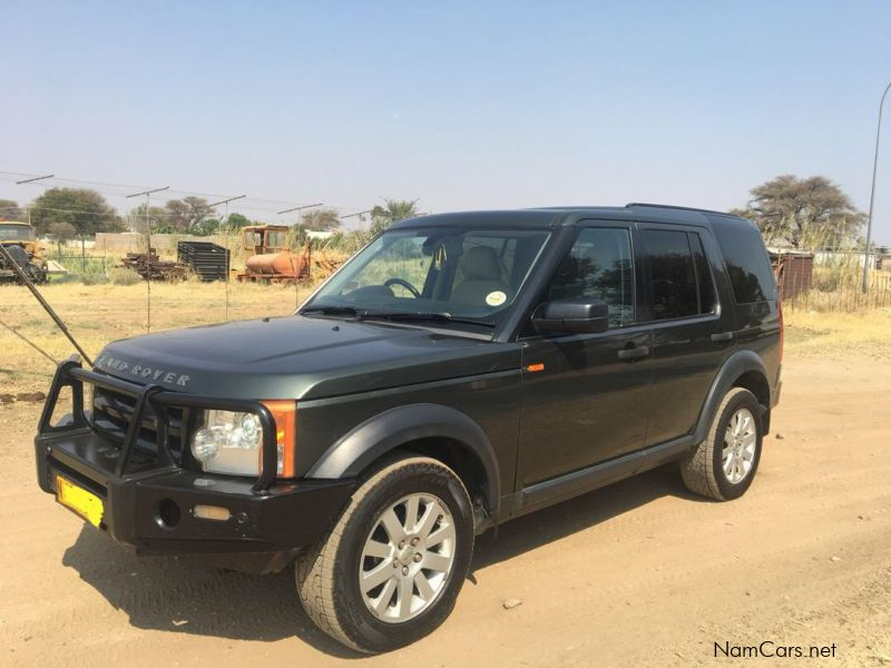 Pre-owned Land Rover Discovery 3 TDV6 HSE for sale in